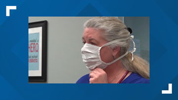 Medical Center Hospital finds new ways to solve the mask shortage problem