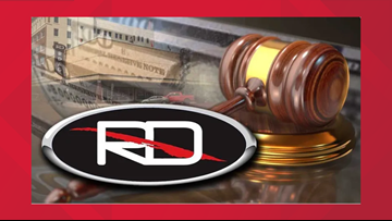 Reagor-Dykes names primary investor in re-organization plan
