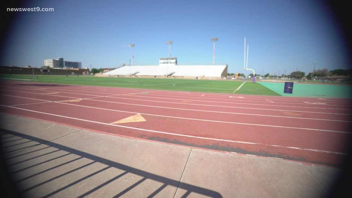 The history behind Memorial Stadium's Olympic grade track