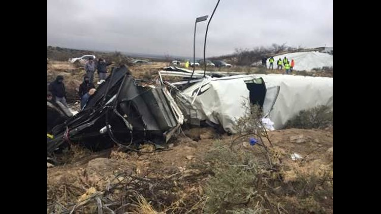 10 Dead, Five Injured in Penwell Accident