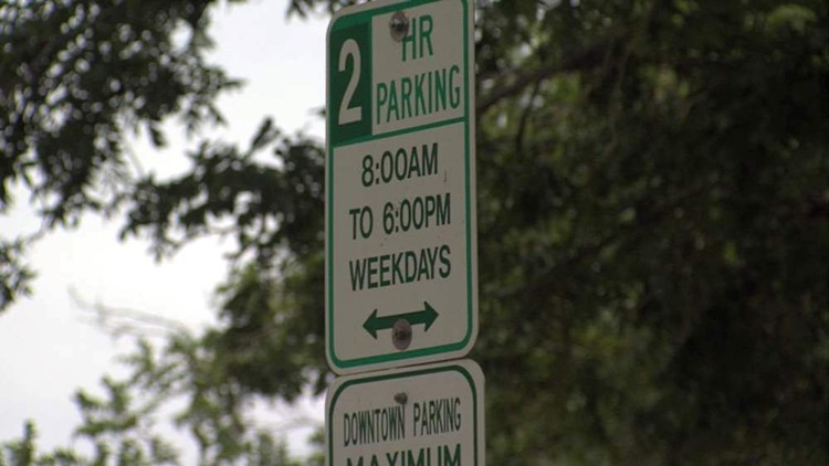 Parking Meters Among Discussion for Midland