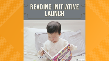 New Reading Initiative launch by local organizations