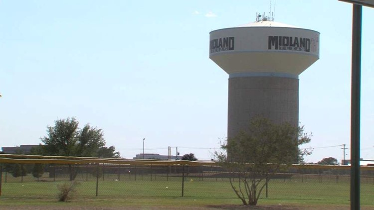 Bleach Smell in Midland Water to Last a Few More Weeks