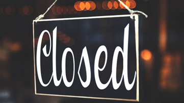 List of closed businesses and postponed events/Drive-Thru or Curbside business