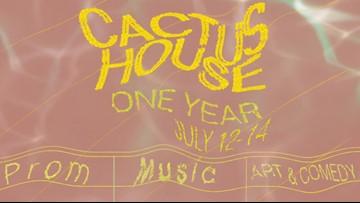 Cactus House celebrates 1 year anniversary