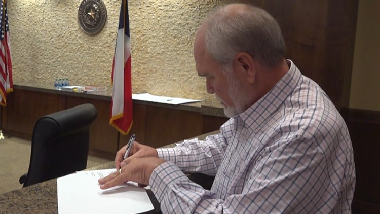 Midland County Commissioners extend disaster declaration