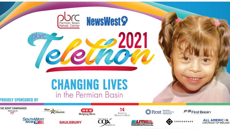 NewsWest 9 teams up with Permian Basin Rehab Center for annual telethon