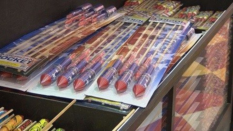 Firework restrictions placed on Midland, Ector county
