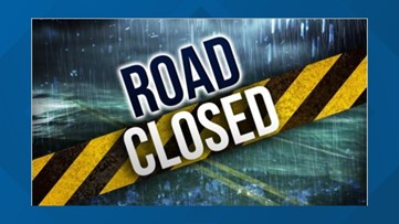 Closures and Floodings: Midland and Odessa closings and floodings
