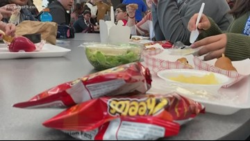 Food-2-Kids program fighting hunger in West Texas