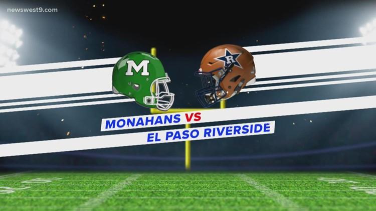 Week 5 | Monahans vs. El Paso Riverside