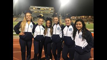 Greenwood Ranger All-American cheerleaders headed to London