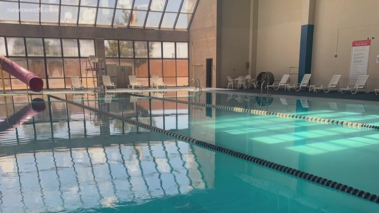 Odessa College Sports Center pool reopens