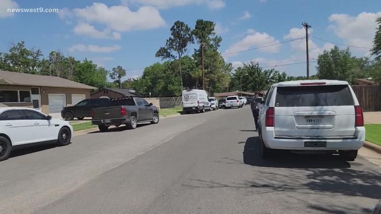 Midland Police investigating murder after body found in alley