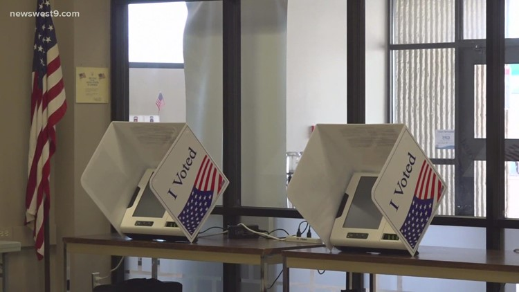 What the new voting law means for West Texans