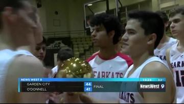 02/18: Boy's Basketball - GARDEN CITY VS. O'DONNELL