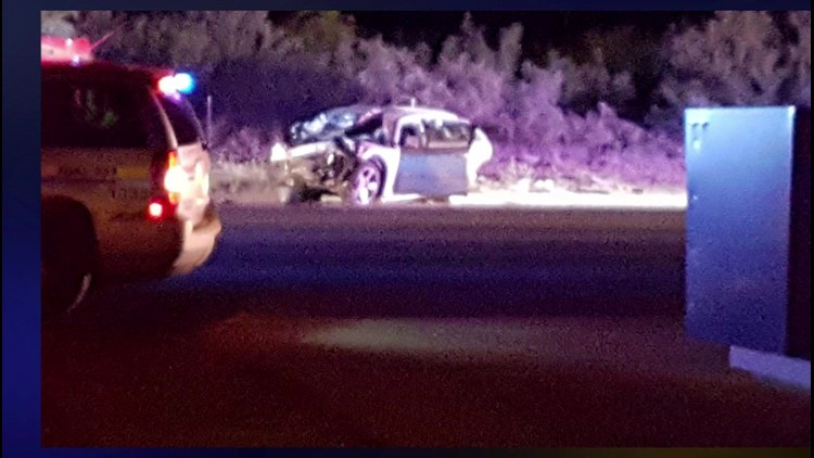 Odessa woman killed in rollover accident | newswest9 com