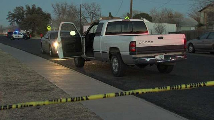 Odessa Man Shot in Chest, Police Looking for Suspects