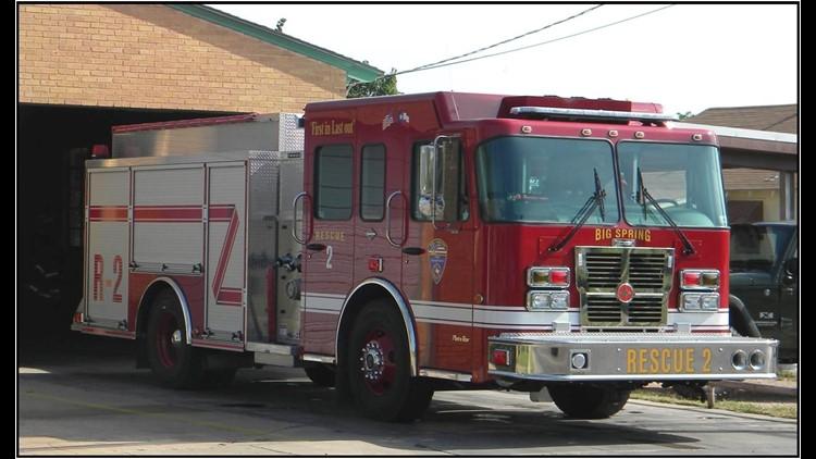 City of Big Spring names new fire marshal   newswest9 com