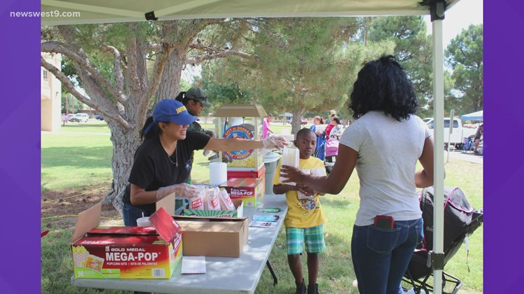 Odessa Police holding 2021 block party