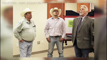 Tom Chapman Wins Pecos County Commissioner Race After Coin