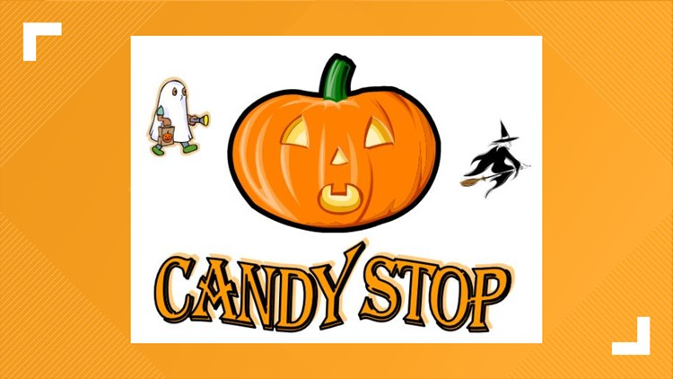 Candy Stop Sign