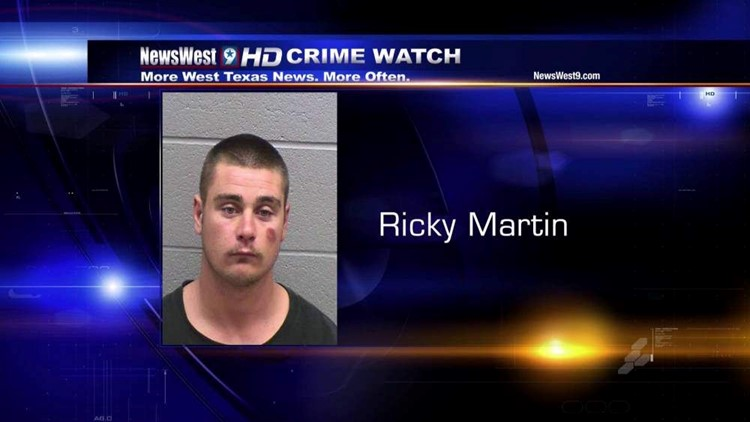 Midland Man Accused of Beating Up a Cop Bonds Out of Jail