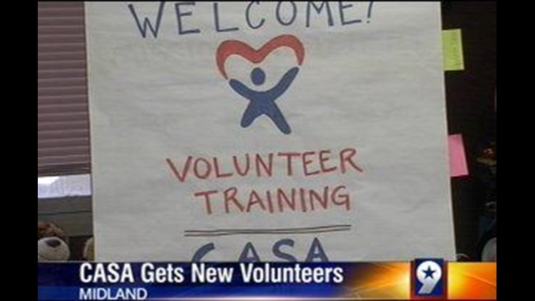 15 New CASA Volunteers to be Sworn-In on Monday