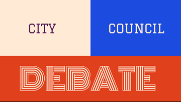 LIVE BLOG: City Council Debate