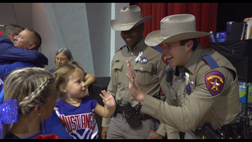Hometown heroes: Midland Christian celebrates law enforcement
