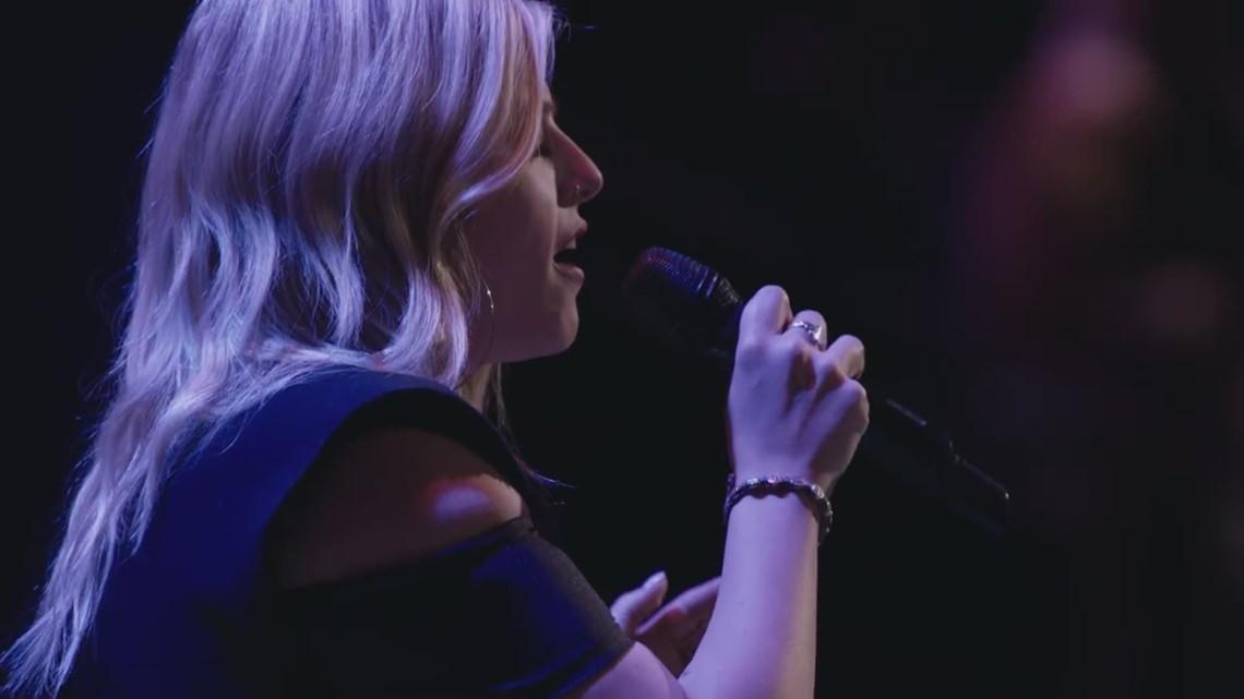 Lovington woman earns spot on The Voice