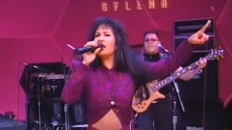 Mexican American Music Association honors Selena with tribute event