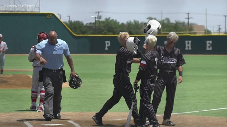 Permian baseball vs EP Socorro