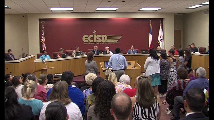 Tension Sparked Over Survey Results Regarding ECISD Employee Morale