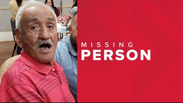 OPD searching for missing 90-year-old man