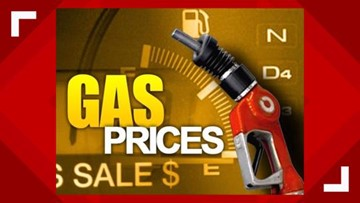 Midland once again leads the state with highest gas prices