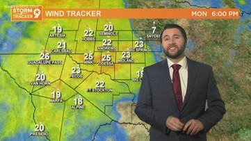 Morning Weather 3/30/2020