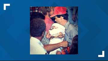 32nd anniversary of rescue of Baby Jessica