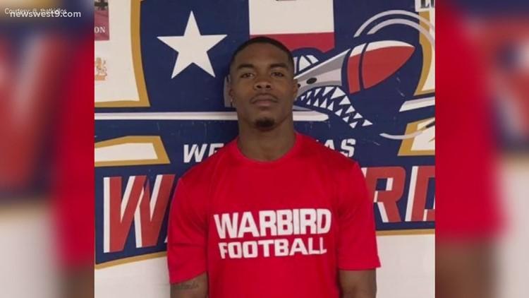 Former Texas Tech football player joins Warbirds
