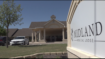 29 staff and residents at Midland Medical Lodge have tested positive for COVID-19
