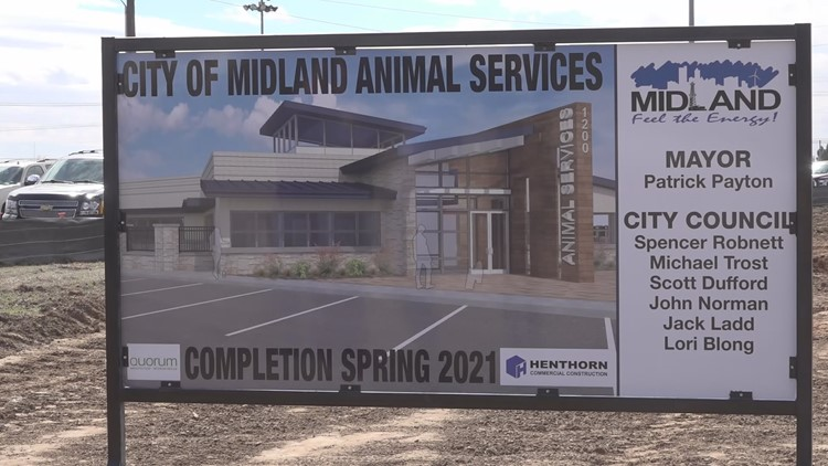 Is the City of Midland committed to reducing animal euthanasia rates?