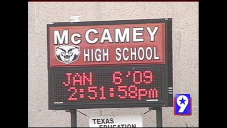 School Bonds Pass in McCamey