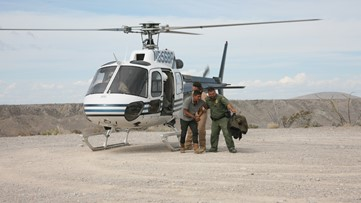 Mexican citizens lost in Big Bend found in joint operation