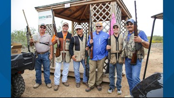 Clay shoot raises money for Pink the Basin