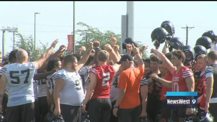 UTPB football looking to rebound after loss