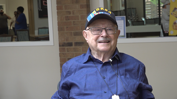 Korean War veteran wants the military legacy to continue within his family