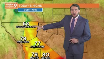 Morning Weather 3/24/2020