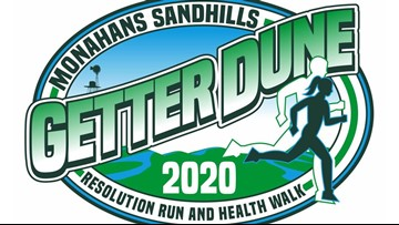Monahans holds 2020 Resolution Run