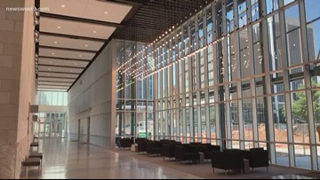 Downtown Midland convention center now open for business