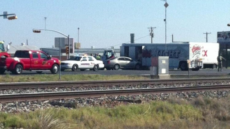 Coors Beer Truck Involved in Morning Accident on Highway 80